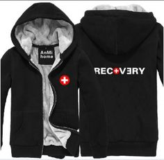 Eminem Recovery Boy Pullover 3D Print Hoodie