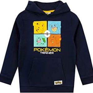 Pokémon Boys' Pikachu Hoodie