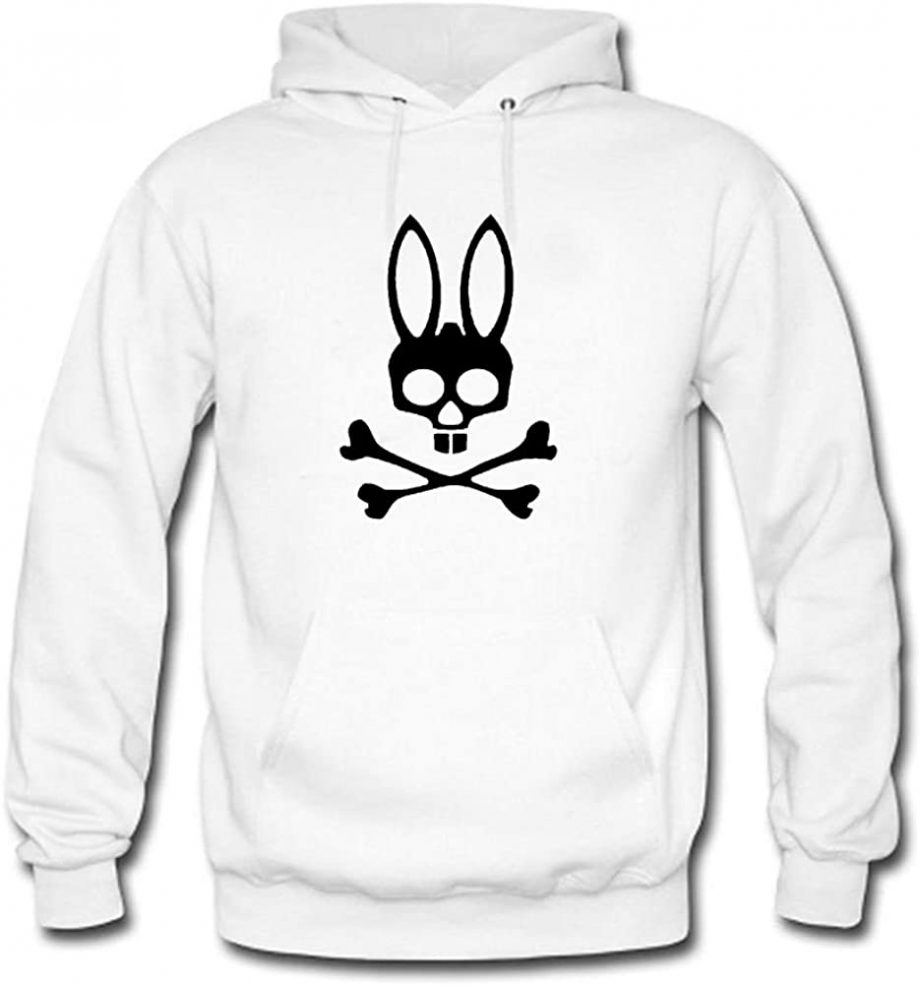 Marshmello Adwg Cool Psycho Bunny Hoodie