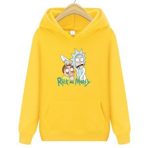 Ropa deportiva Rick and Morty