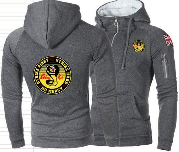 Kobe Bryant Karate Sweatshirt Black Mamba Cosplay Hoodies