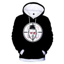 Eminem Kills hot Hip Hop Fashion Pullover Black Hoodie