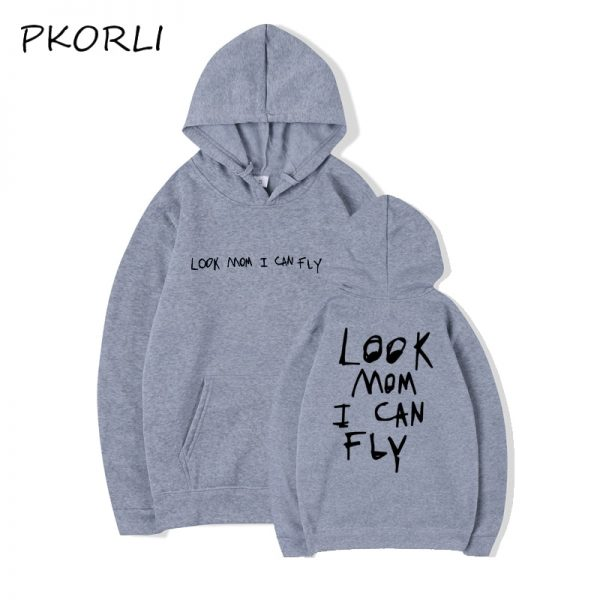 ASTROWORLD Look Mom I Can Fly Casual Hoodie