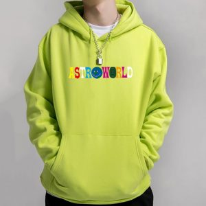 NEW ASTROWORLD Travis Scott Hoodie