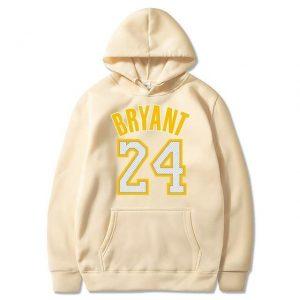 Fashion Kobe Bryant 24 Souvenir Hoodie