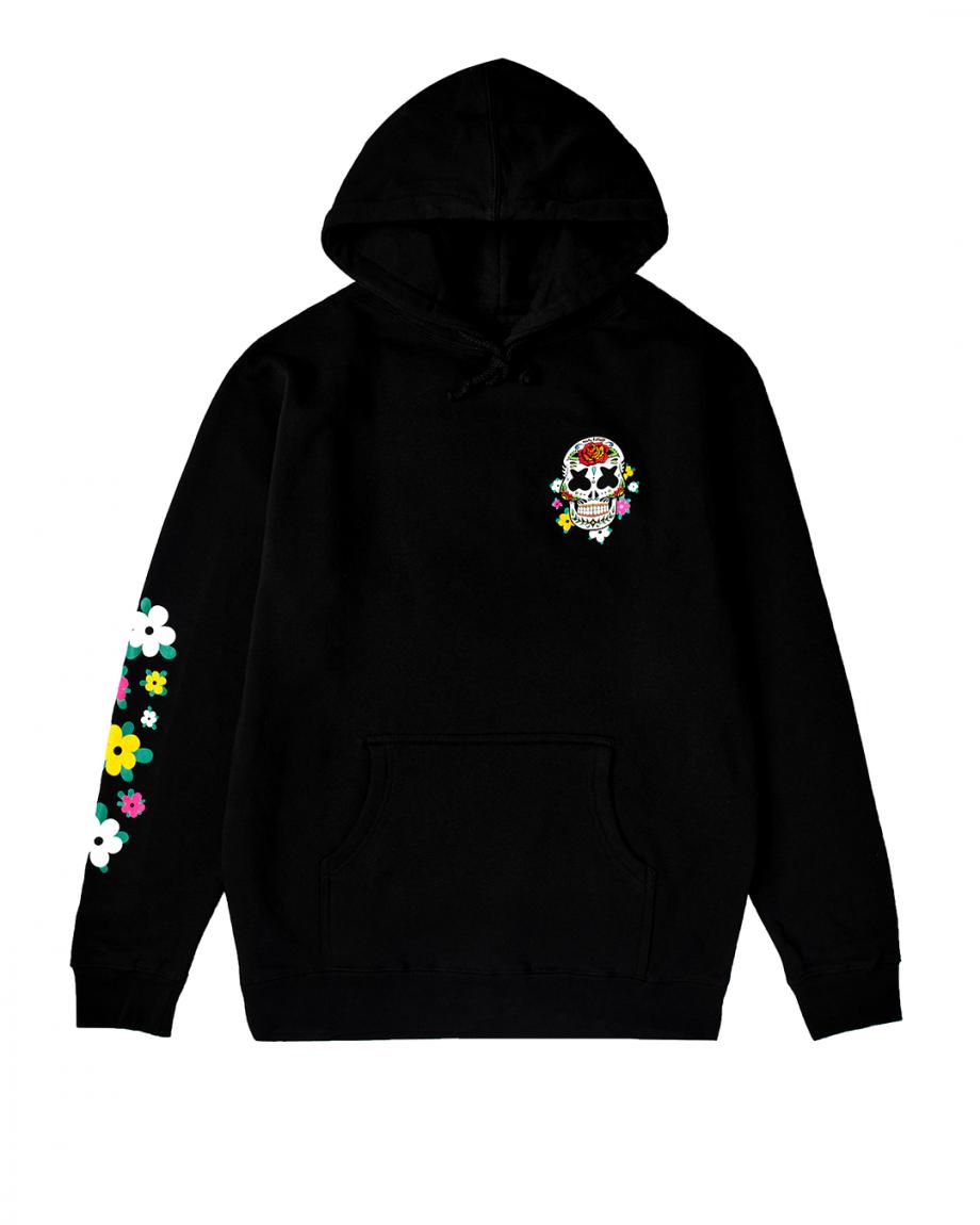 Marshmello Sugar Skull Hoodie