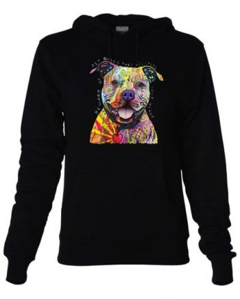 Marshmello Pit Bull For Youth and Adults Hoodie