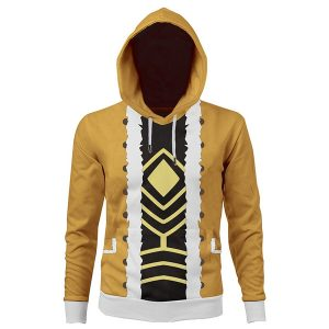 My Hero Academia Keigo Takami Hawks Cosplay Hoodie Adult Hooded Sweatshirt