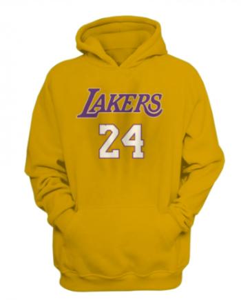 Nba Basketball Kobe Bryant Hoodie