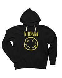Nirvana Hoodie Nirvana Hooded Sweatshirt