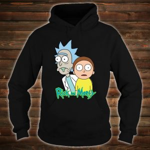 Rick and Morty Stunned hoodie