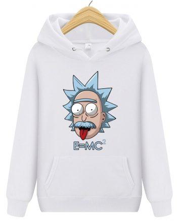 Rick & Morty Physical Formulas Hoodie