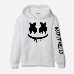 Marshmello For Youth and Adults Hoodie