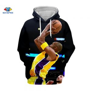 Kobe Bryant Printed hoodie onspee fashion