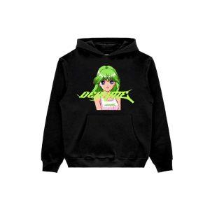Anime Inspired Hoodie