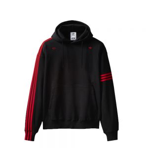 Adidas x Vocal Black with Red Lining Hoodie