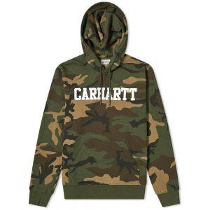 Carhartt WIP Hooded College Hoodie