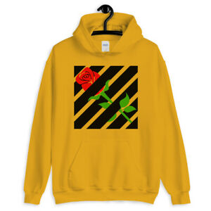 Cool Unique Hypebeast Dope yellow Hoodie(front)