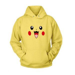 Cool Pokemon Pikachu Hoodie