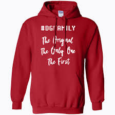 Darling In The Franxx Pullover Red Hoodies(front)