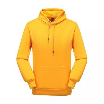 Gildan Heavy Blend Yellow Hoodie