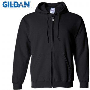 Gildan Men's Cardigan Hoodies