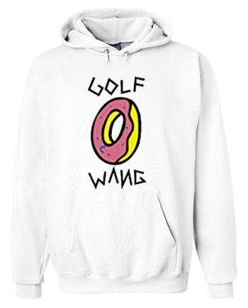 Golf Wang Donut Hoodies