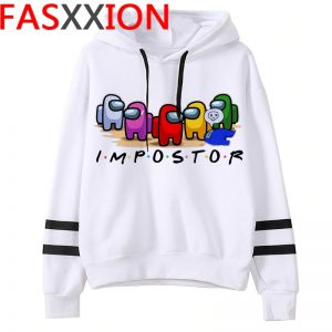 Graphic Anime Streetwear Cartoon Hoodie