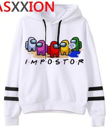 Graphic Anime Streetwear Cartoon Hoodie