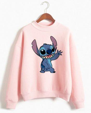 Graphic Hoodie Autumn Sweatshirt Korean Style
