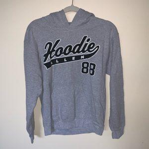 Hoodie Print Allen hoodie