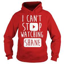 I Can't Stop Watching Shane Dawson Hoodie