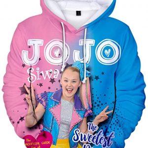 JoJo 3D Printed Hoodies