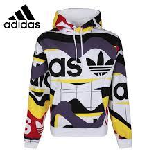 Adidas Arrival Catalog Men's Pullover Sportswear Hoodie