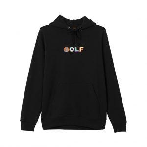 Multi Color 3D Golf Hoodie