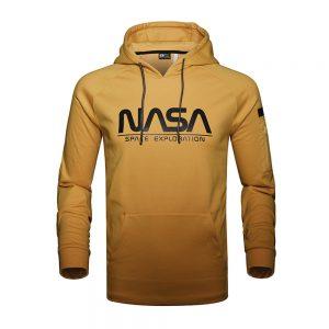 NASA Insulated Fleece Hoodie Men's