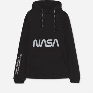 NASA Men's Black hoodie