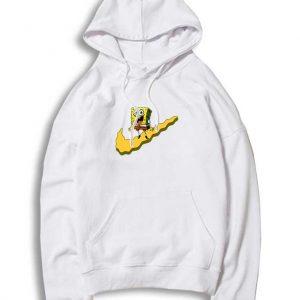 Nike x Spongebob Collab Parody Hoodie