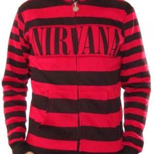 Nirvana Hoodie - Stripes