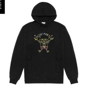 Teddy Fresh Embroidered Hoodie