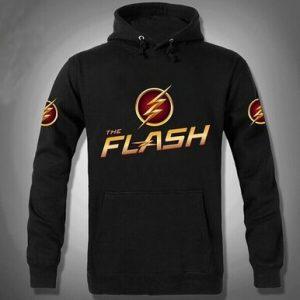 The Flash Allen Hoodie