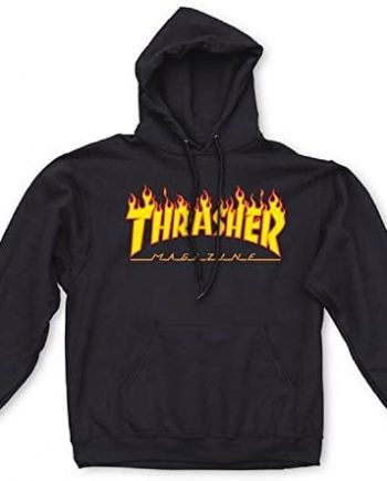 New Arrival Thrasher Flame Hoodie
