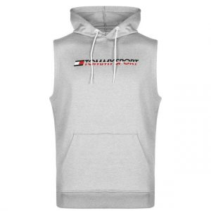 Tommy Sport Sleeveless Hoodies
