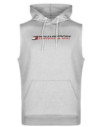 Tommy Sport Sleeveless Hoodie