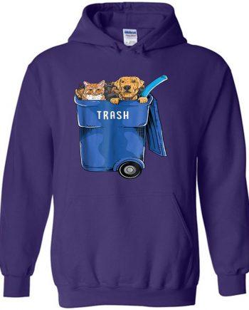 Trash Buddies Cheeto and Uno Shane Dawson Hoodie