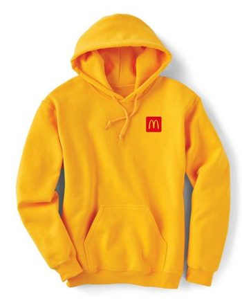 Yellow Arches Unisex Hoodie