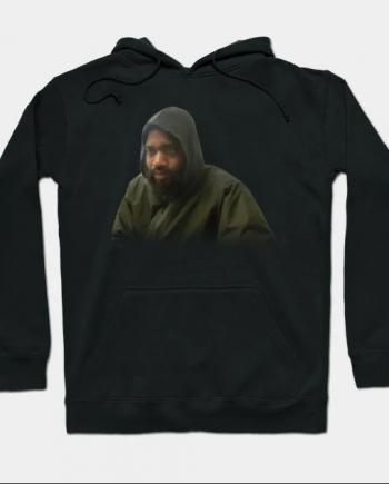 Death Grips 100% Awesome Black Hoodie