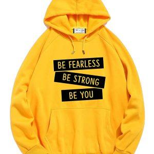 Yellow SV Style Unisex Hoodie