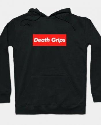 Death Grips Supreme Hoodie
