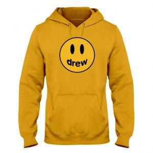 Yellow Drew House Hoodie